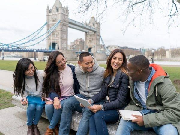 capacitación de inglés en valencia - Londres