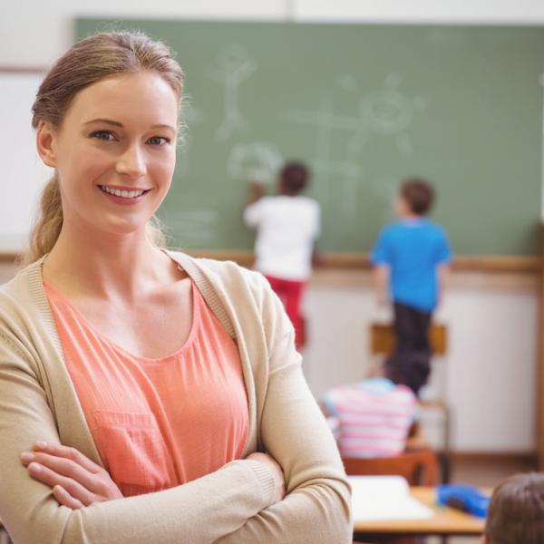 oposiciones de magisterio en Valencia - profesora infantil