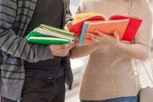 Preparar las pruebas de acceso a la univerdad en Valencia - libros