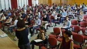 academia de oposiciones para secundaria en Valencia - clase llena