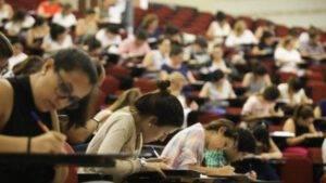 oposiciones a profesorado en Valencia - estudiantes
