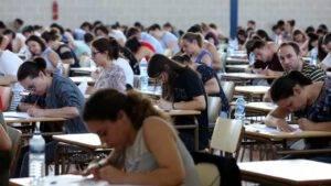 oposiciones profesor secundaria Valencia - examen