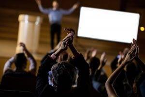 academia oposiciones en valencia - auditorio